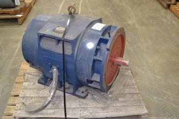 WESTINGHOUSE HSB 250HP 575V-AC 445TSD AC ELECTRIC MOTOR