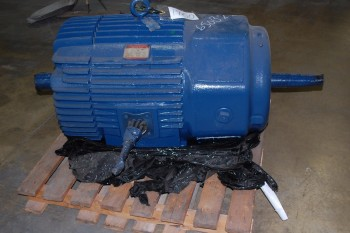 GENERAL ELECTRIC GE 133720E6F2 445X 100HP 575V-AC AC MOTOR