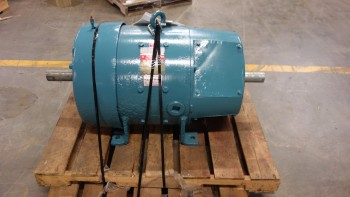 GENERAL ELECTRIC GE 5CD445E753 25HP 240V-DC ELECTRIC MOTOR