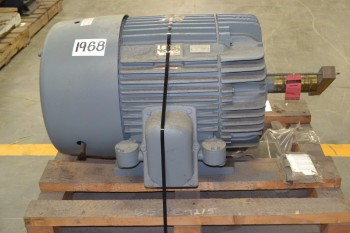 GENERAL ELECTRIC GE 150HP 575V-AC 445T AC ELECTRIC MOTOR