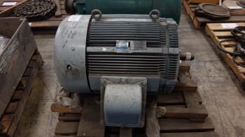 WESTINGHOUSE 445TS HSB 125HP 575V-AC 1780RPM AC MOTOR