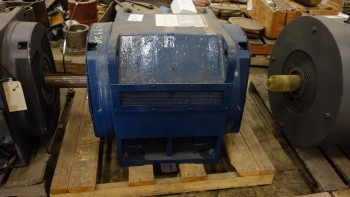GENERAL ELECTRIC 588S 200HP 575V-AC 1180RPM AC INDUCTION MOTOR