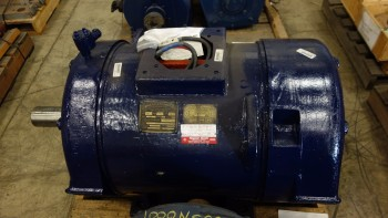 LAURENCE SCOTT 125HP 575V-AC 705RPM AC INDUCTION MOTOR