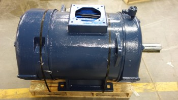 LAURENCE SCOTT 125HP 575V-AC 3PH AC ELECTRIC MOTOR