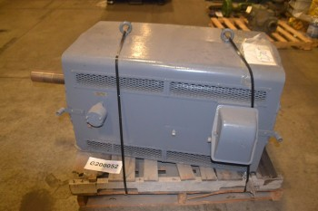 WESTINGHOUSE 400 HP INDUCTION MOTOR
