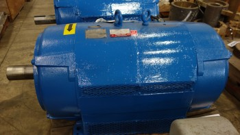 WESTINGHOUSE 509ZZ HSA 125HP 575V-AC 710RPM AC INDUCTION MOTOR