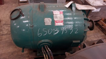 GENERAL ELECTRIC 586Z 250HP 575V-AC 1780RPM AC INDUCTION MOTOR