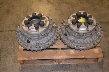 LOT OF 2 VOITH TURBO COUPLINGS WITH CONSTANT FILLING 366T