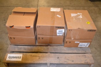 LOT OF 3 TIMKEN 82680X-90283 BEARINGS
