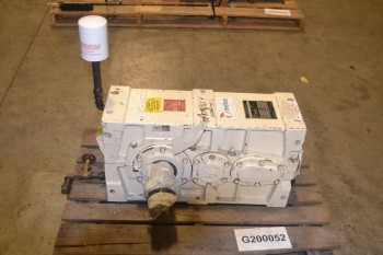 HANSEN DC3-AN 22:4 GEAR REDUCER