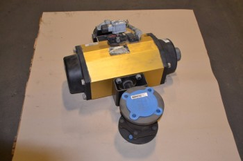 RHINO VALVES 446-MT S-152 3 IN CONTROL VALVE