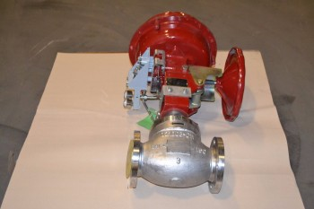 MASONEILAN 88-21124 3 IN CONTROL VALVE