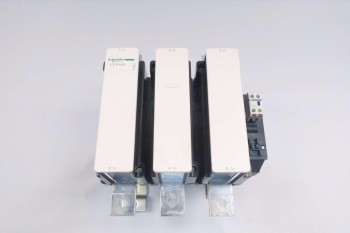 SCHNEIDER LC1F630 600HP 1000 AMP CONTACTOR