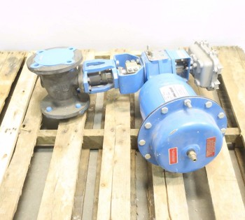NELES JAMESBURY 3 7150LA31 2236 MTT1 3 IN BALL VALVE