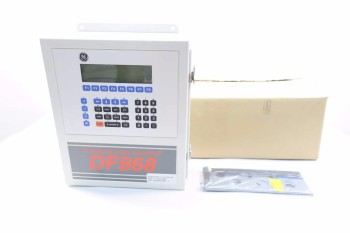 GENERAL ELECTRIC ULTRASONIC LIQUID FLOW METER FLOW METER