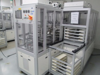 Wafer Auto Waxing Machine