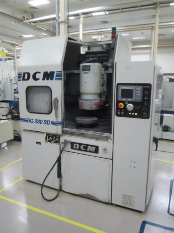 DCM 1G 280 SD Rotary Table Surface Grinder