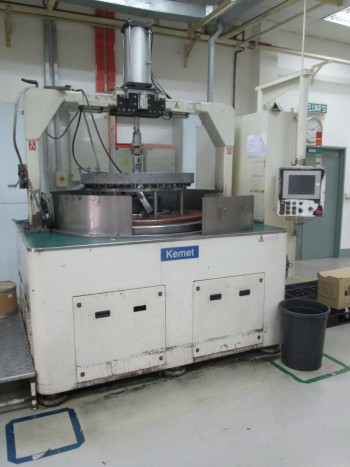 Kemet LP (DS) 16 Dual Face Lapping & Polishing Machine