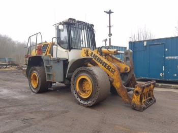 Liebherr 556 Loading Shovel