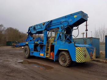 Belotti Container Reach Stacker