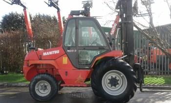 Manitou M26-2 Rough Terrain Forklift