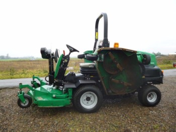 RANSOMES HR6010 BATWING RIDE ON DIESEL MOWER