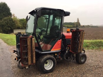 HAYTER L424 RIDE ON MOWER KUBOTA ENGINE GANG