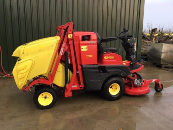 GIANNI FERRARI 4FT COLLECTOR MOWER