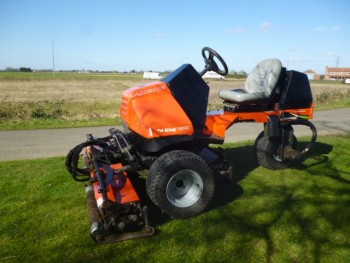 JACOBSEN TEES MOWER TRI KING