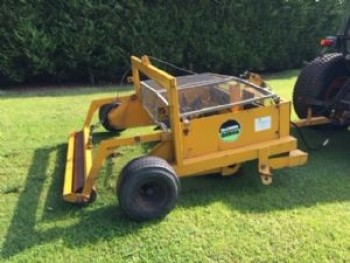 MCCONNEL DABRO SLITTER FOR A COMPACT TRACTOR SIZE T