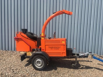 TIMBER WOLF TW150 HB WOOD CHIPPER TOWABLE