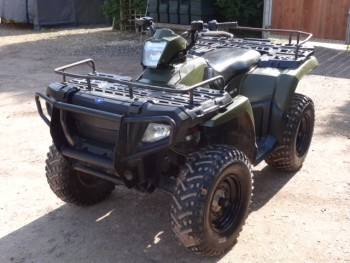 2009 POLARIS SPORTSMAN 500