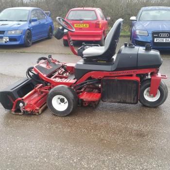 Toro 3200D mower