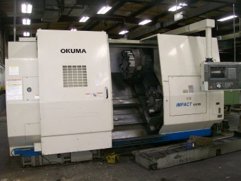 1999 Okuma Impact LU-35 4-Axis CNC