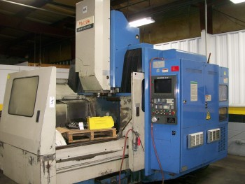 Mazak Mill AJV-25/405 3 Axis CNC Vertical Machining Center,