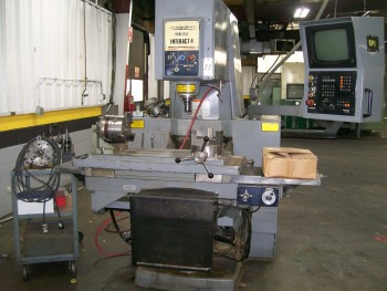 Bridgeport Series 2 Interact 4 CNC