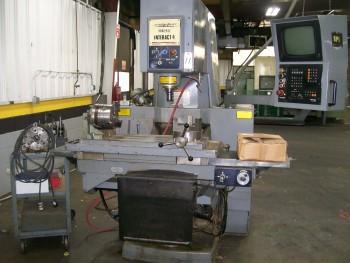 Bridgeport Series 2 Interact 4 CNC