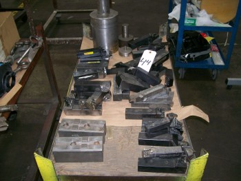 Grooving, Roughing, Finishing Tools for Carbide Inserts, Brazed Tip Cut Tools,