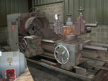 Warner & Swasey 4A Turret Lathe