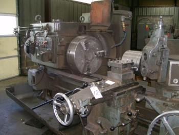 Warner & Swasey 3A Turret Lathe,