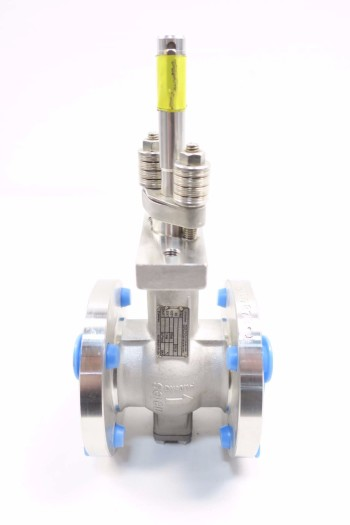 NELES JAMESBURY RECA1HCJJST 1-1/2 IN BALL VALVE