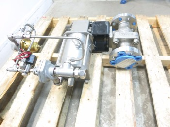TRUELINE 560 QTRCO 2 IN PNEUMATIC 600 BALL VALVE