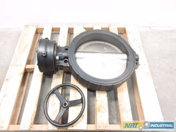 KEYSTONE 18 IN MANUAL BUTTERFLY VALVE