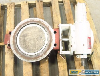BIF 12 IN 150 IRON STAINLESS WAFER BUTTERFLY VALVE