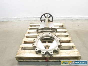 FLOW CONTROL COMPONENTS 14 IN KNIFE GATE VALVE