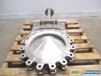 FLOW CONTROL COMPONENTS 16 IN KNIFE GATE VALVE