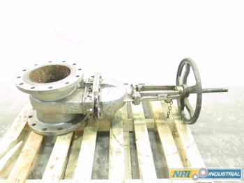 FLOW CONTROL COMPONENTS 10 IN FLANGED WEDGE GATE VALVE
