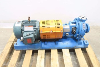 GOULDS 3196 CENTRIFUGAL PUMP