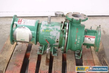 VAUGHAN STHE4K6CS 6 IN 4 IN 8.90 IN 230GPM 30HP STAINLESS CENTRIFUGAL PUMP
