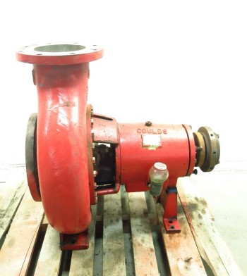 GOULDS 3196XLT 8X10-13 2-3/8 IN STAINLESS CENTRIFUGAL PUMP